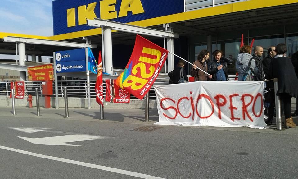 Ikea Una Nuova Fiammata Di Lotta Fronte Popolare